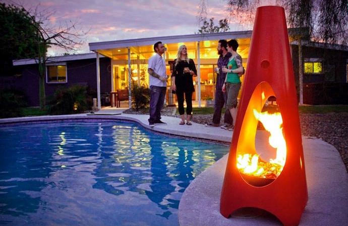 Modfire fireplace