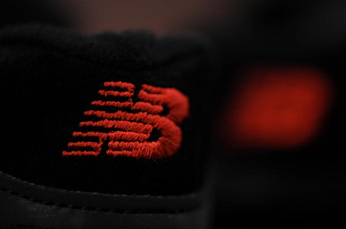 New Balance 998 Black/Red Re-Issue 6