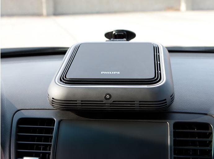 Car Air Purifier : Philips gopure car air purifier