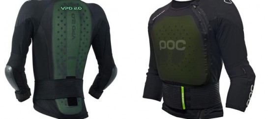 POC SPINE VPD 2.0 MOTORCYCLE JACKET