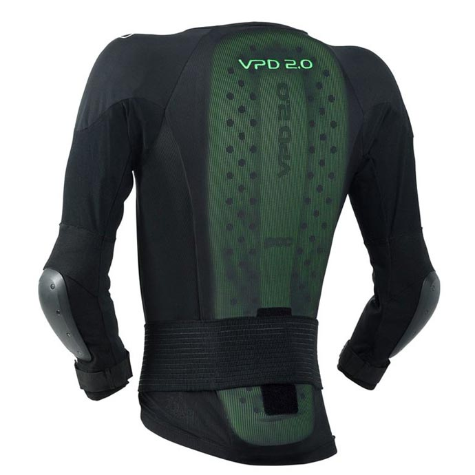 Back view of the POC Spine VPD 2.0 Motorcycle Jacket