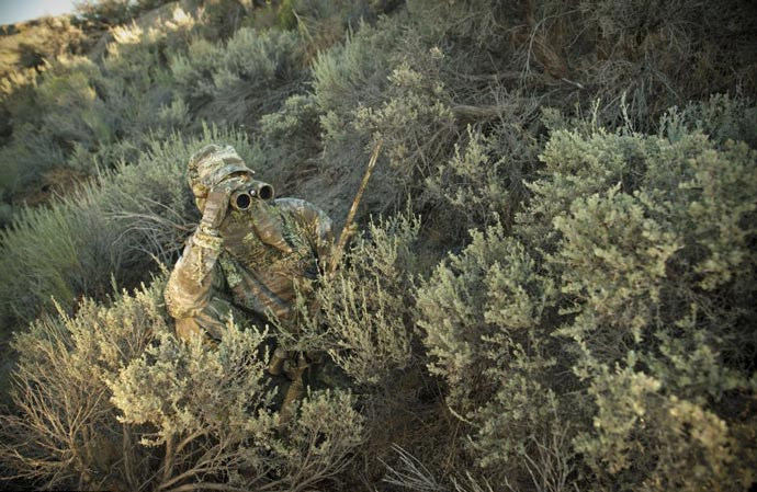 Realtree Camouflage Suit 8
