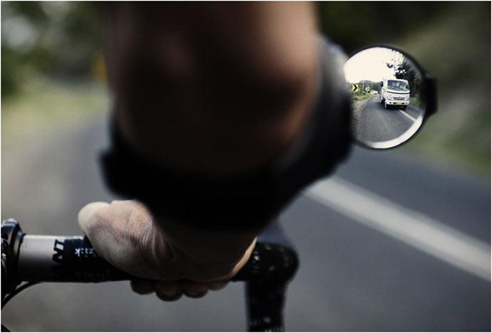 REARVIZ mirror for cyclists