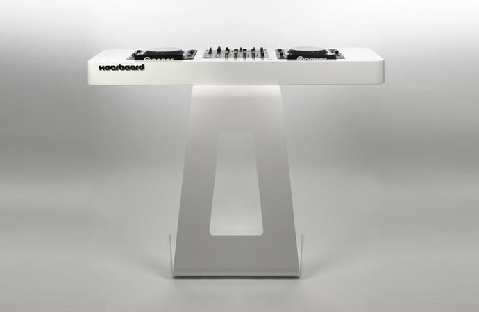 Scomber Mix Table by Hoerboard 8