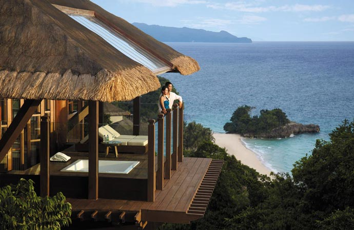 Shangri-La's Boracay Resort and Spa in The Philippines 25