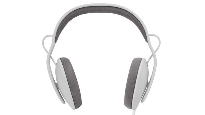 White Sonic Headphones