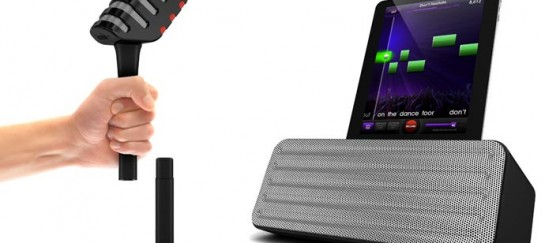 STARMAKER BLUETOOTH KARAOKE SYSTEM AND SPEAKER | BY PHILIPS