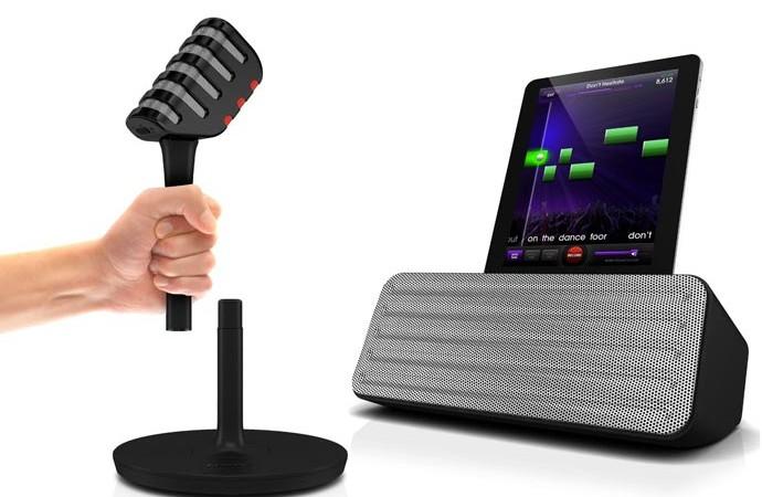 Starmaker Bluetooth Karaoke System & Speaker by Philips 4