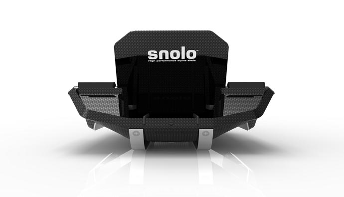 Stealth-X Sled by Snolo Sleds 2