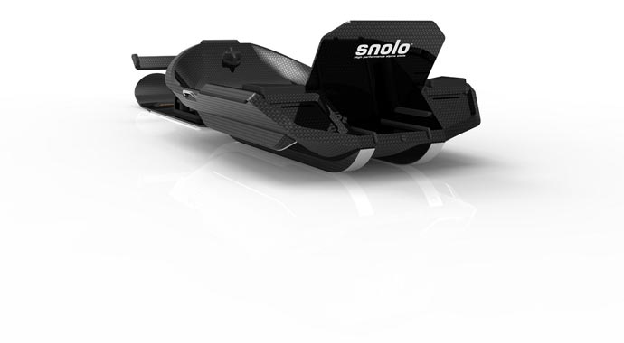 Stealth-X Sled by Snolo Sleds 4