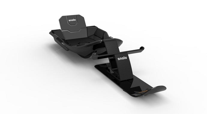 Stealth-X Sled by Snolo Sleds 5