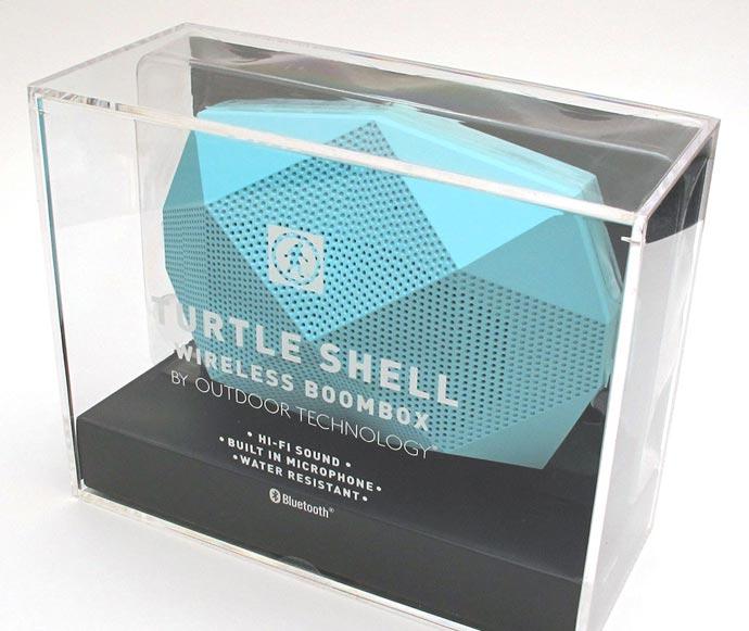 Turtle Shell Wireless BoomBox Speaker 3