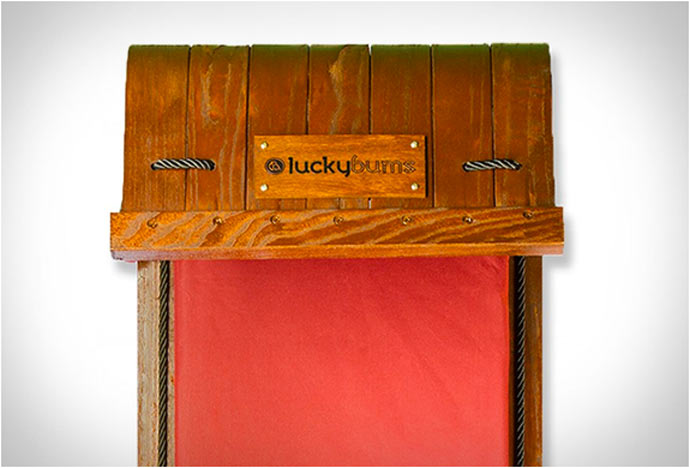 Wood Toboggan by Lucky Bums 4