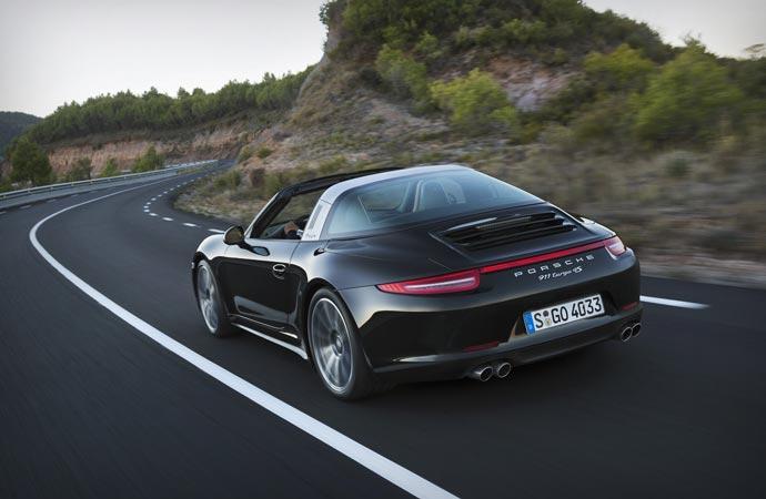 2015 porsche 911 targa 4 - 911 Porsche 2015