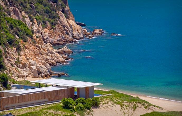 Amanoi resort in Vietnam