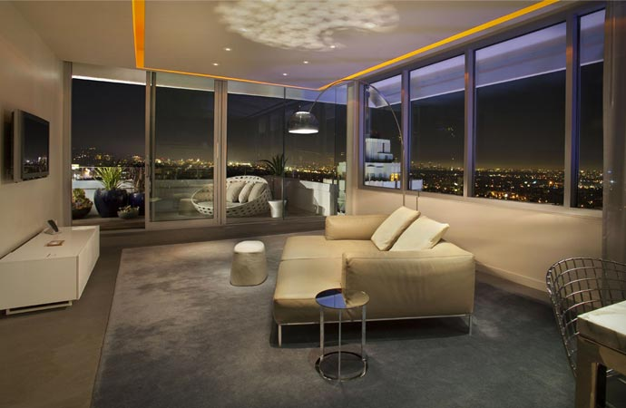 Suite at Andaz West Hollywood