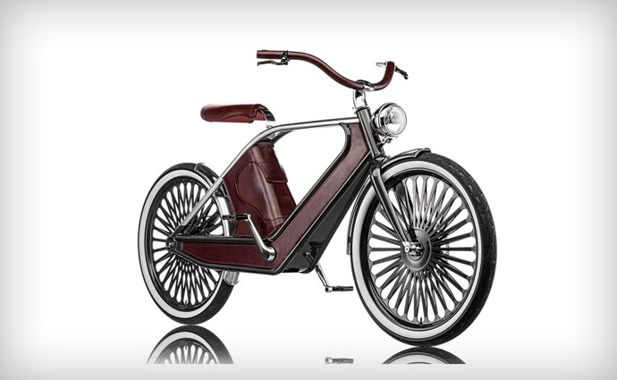 Cykno Electric Bicycle