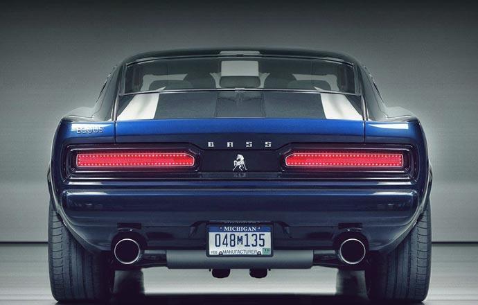 Blue Equus Bass 770