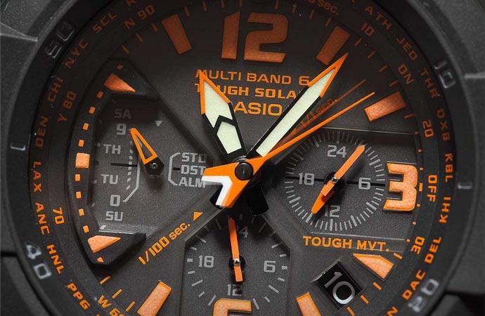 G Shock Gw3000b Solar Watch By Casio