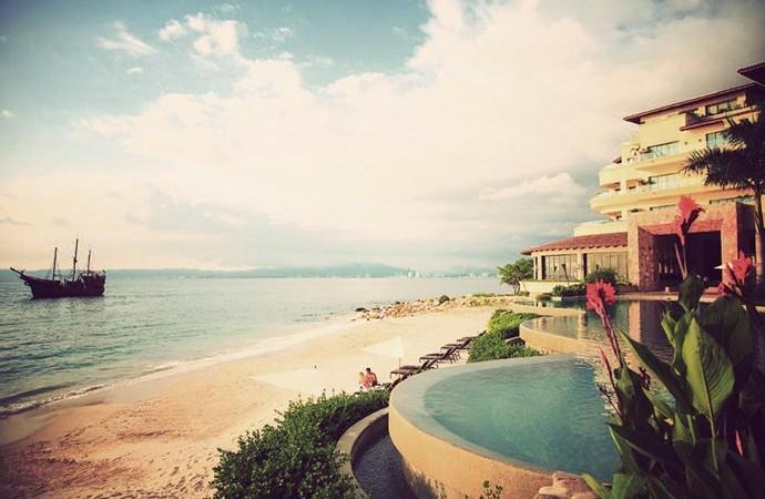 Garza Blanca Resort and Spa in Puerto Vallarta