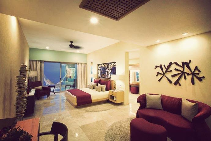 Garza Blanca Resort in Mexico