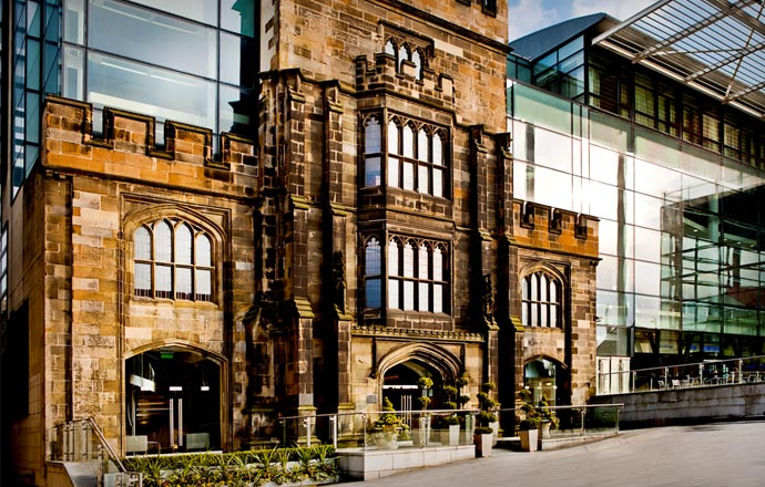 Glasshouse Hotel in Edinburgh