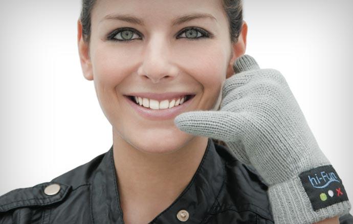 Hi-Call Bluetooth Talking Glove