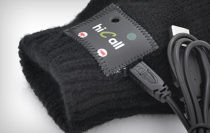Bluetooth Talking Glove