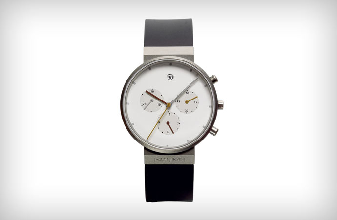 Jacob Jense Chronograph 601