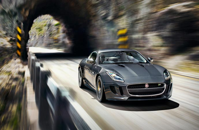 Jaguar F-Type Coupe road test