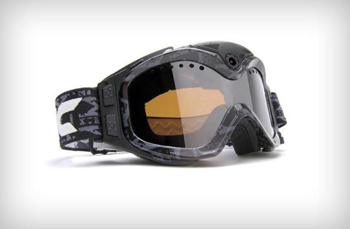 Liquid Image HD camera Snow Goggles