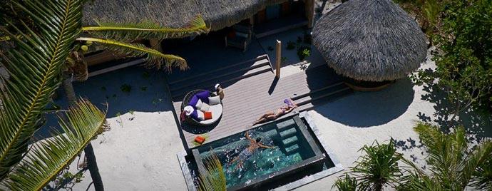 Accomodation at Marlon Brando Resort