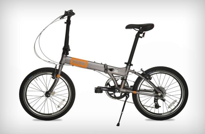 Assembled Mobic X9 Folding Bike