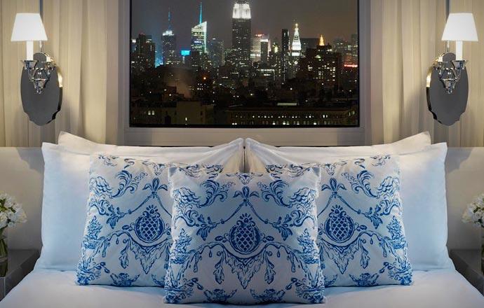 Room at Mondrian Soho in New York