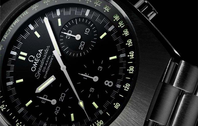 Omega Speedmaster Mark II 01