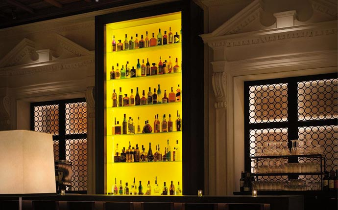 Bar at Public Chicago