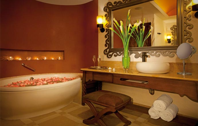 Spa at Secrets Puerto Los Cabos