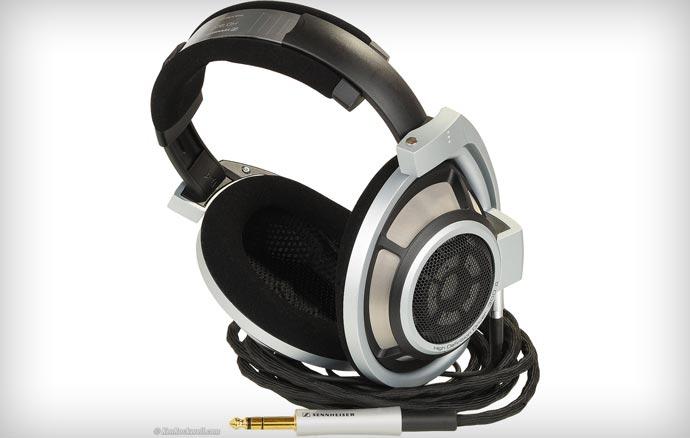 sennheiser hd 800 over ear headphone. Black Bedroom Furniture Sets. Home Design Ideas