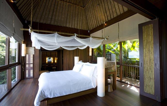 Room at Six Senses Ninh Van Bay
