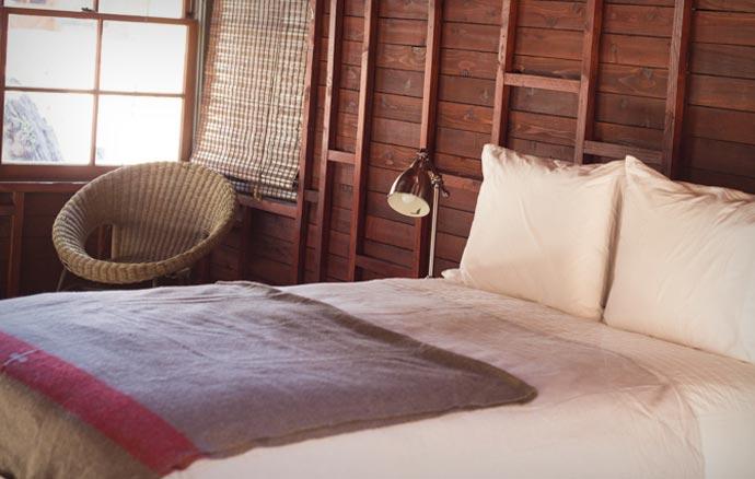 Room at Sparrows Hotel