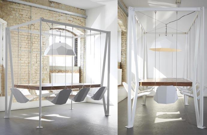 Swing Table swing table |duffy london
