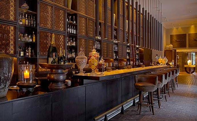 Bar at The Setai Miami Beach