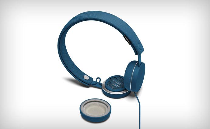 Washable headphones