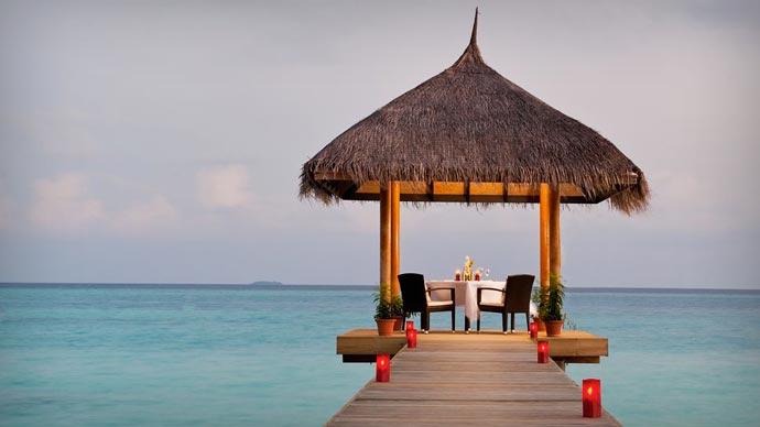 Velassaru Maldives dining