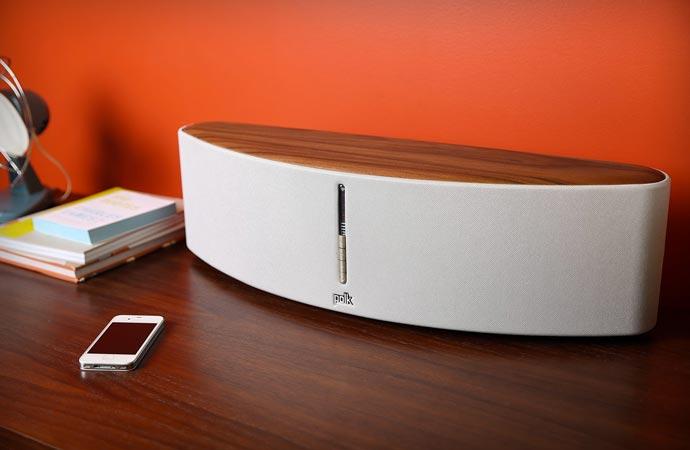 Woodburne Wireless Speaker