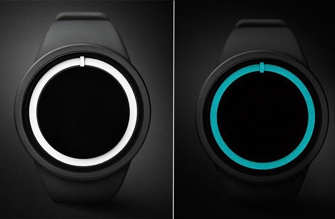 Ziiiro Eclipse wristwatch