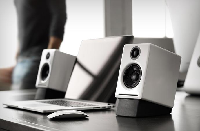 AudioEngine A2+ desktop speakers