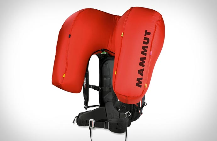 Avalanche airbag Backpack