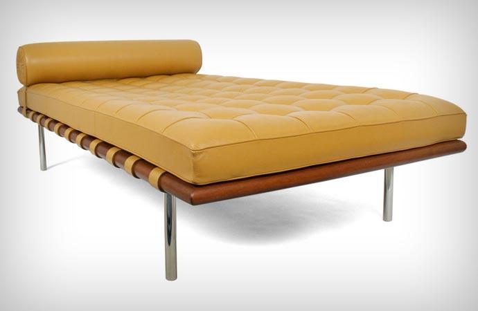Barcelona Couch cream color