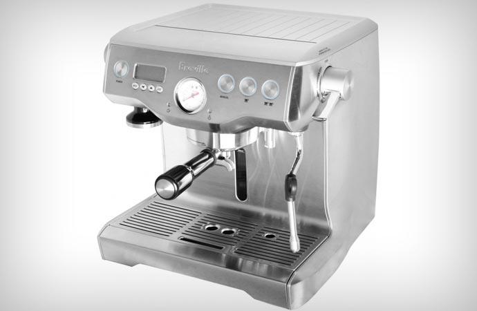 Breville Coffee Maker Grinder Not Working : BREVILLE ESPRESSO MACHINE